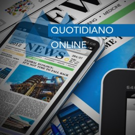 quotidiano on line